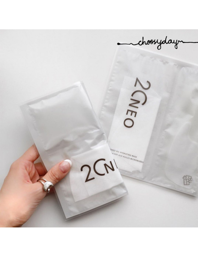 20Neo 精油保濕面膜Crushed  Oil Hydrating Mask (1盒4片)