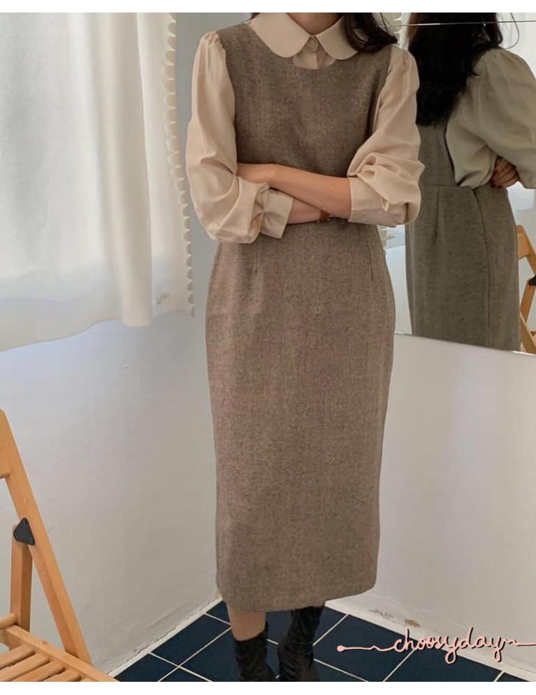 Rumo 修身連身裙